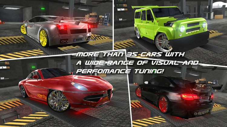 Outlaw Drifting Racers - Gang Racing