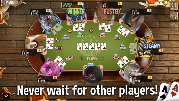 Governor of Poker 2 Premium screenshot-1