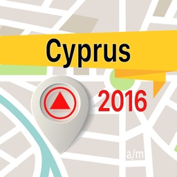 Cyprus Offline Map Navigator and Guide