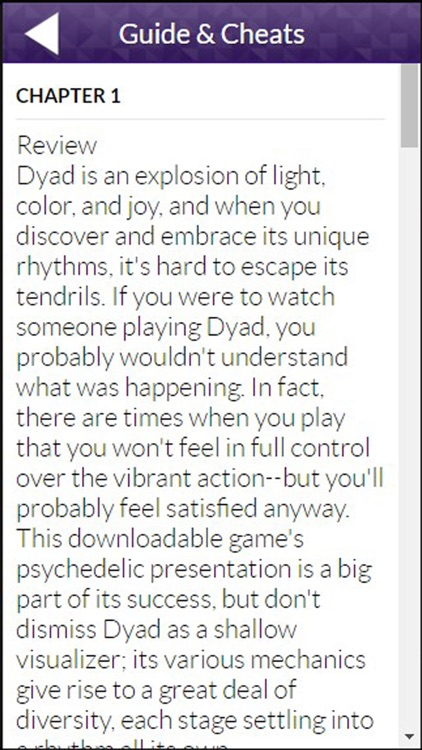 PRO - Dyad Game Version Guide