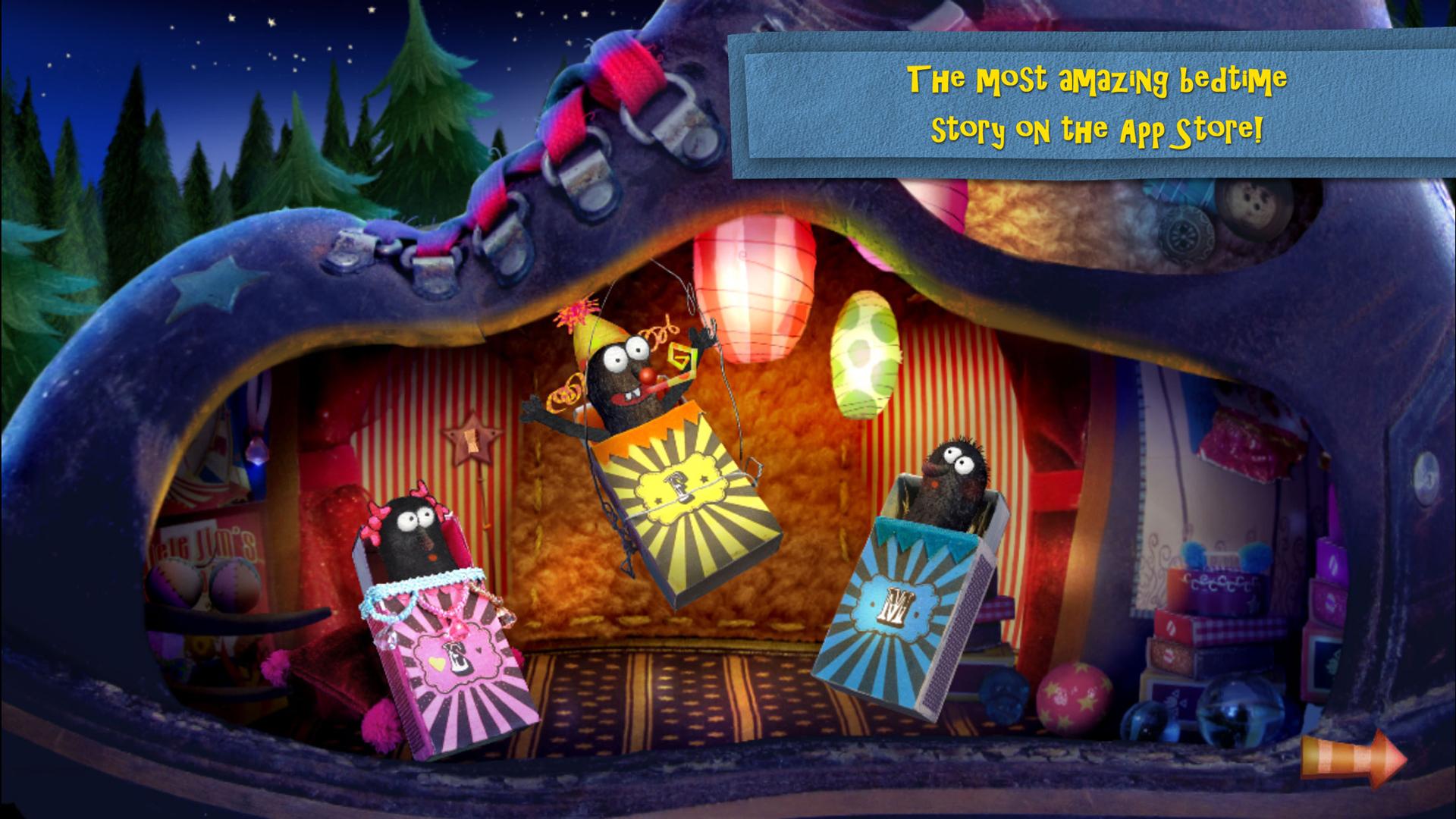 Nighty Night Circus screenshot 12