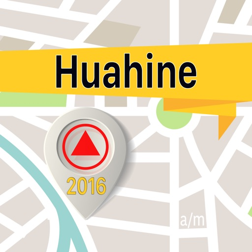 Huahine Offline Map Navigator and Guide