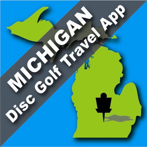 Michigan Disc Golf Travel App