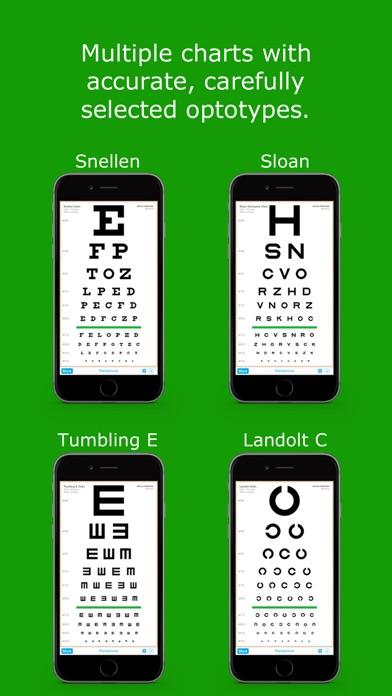 EyeChart - Vision Screening screenshot two