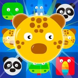 Зоопарк: 3 в ряд!