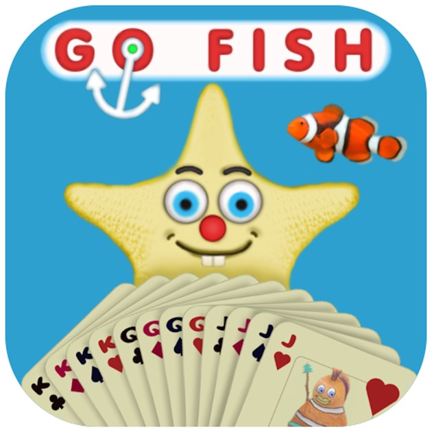 Go fish card game on the app store for How do you play go fish card game