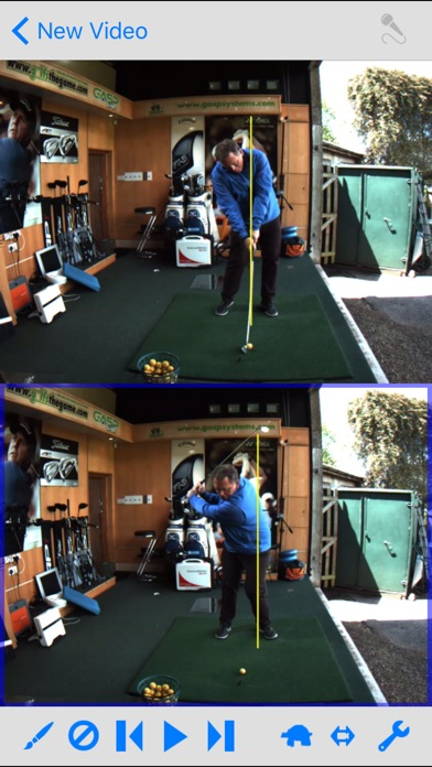 Screenshot for Golf Swing Mobile in Germany App Store