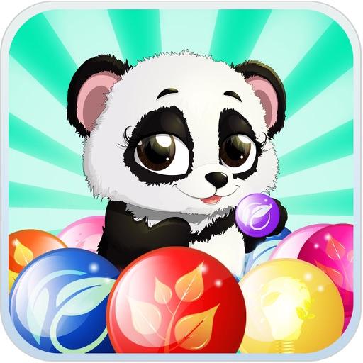 Panda Bubble Trouble Shooter iOS App