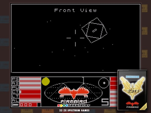 Firebird Spectaculator (ZX Spectrum) для iPad