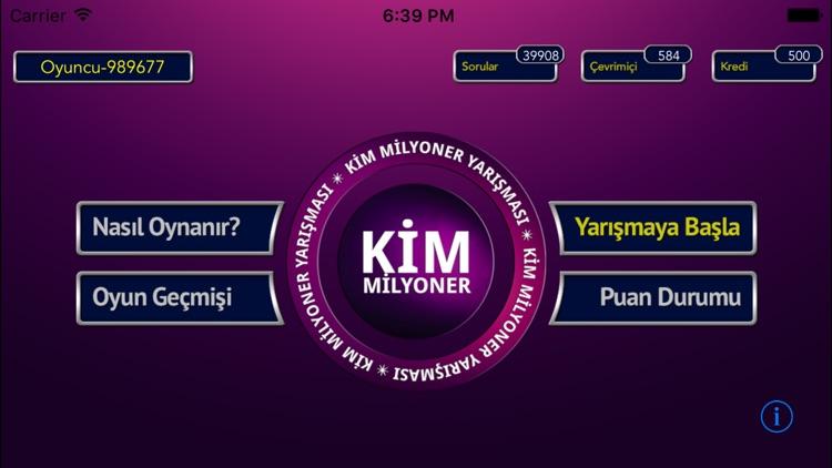 Kim Milyoner? screenshot-4