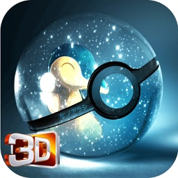 Cutie Monsters 3D Run- Cute Pocket Game for Kids & Family