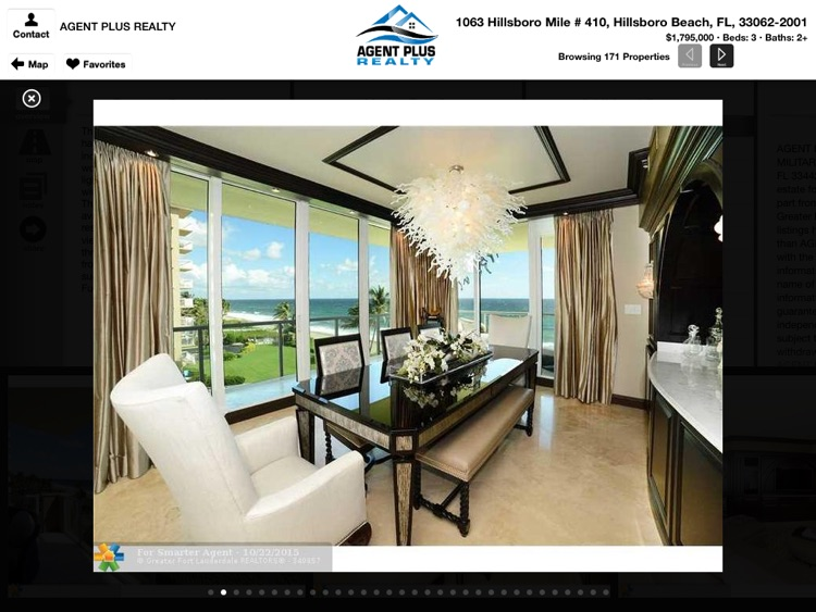 Agent Plus Realty - Search Homes for Sale for iPad screenshot-4