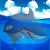 Surfer Girl Shark Attack Escape