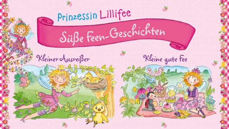 Prinzessin Lillifee: Süße Feen-Geschichten - Band 3 screenshot-0