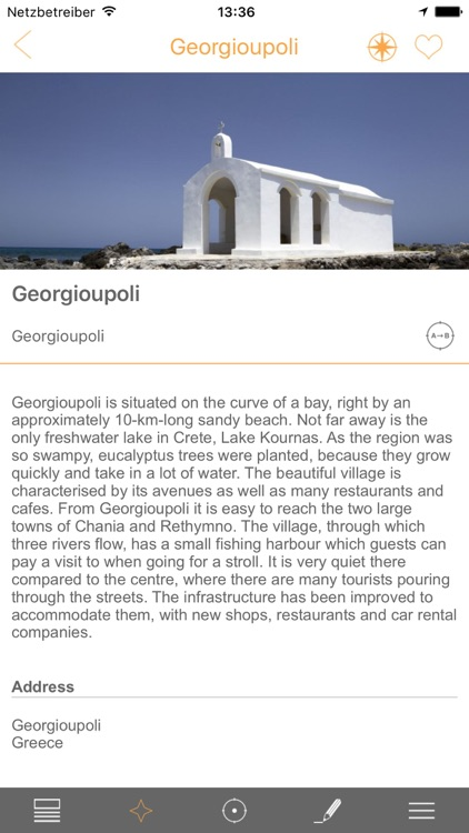 Crete Travel Guide - TOURIAS Travel Guide (free offline maps) screenshot-4
