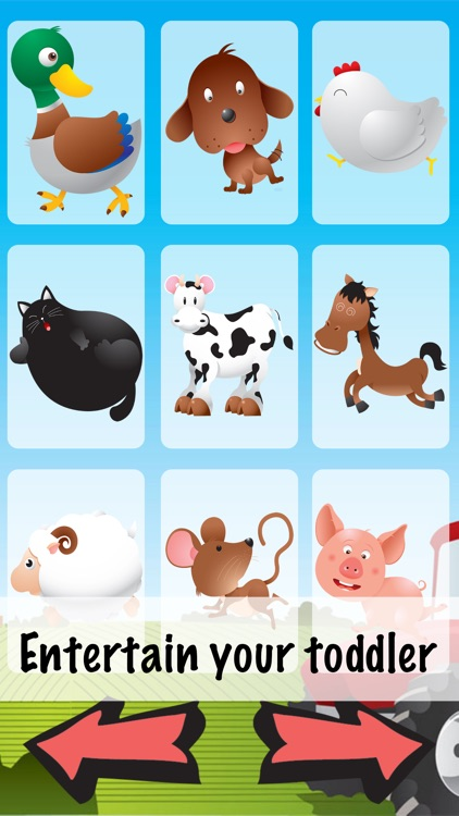 Animal Sounds for babies - Entertain your toddler screenshot-3