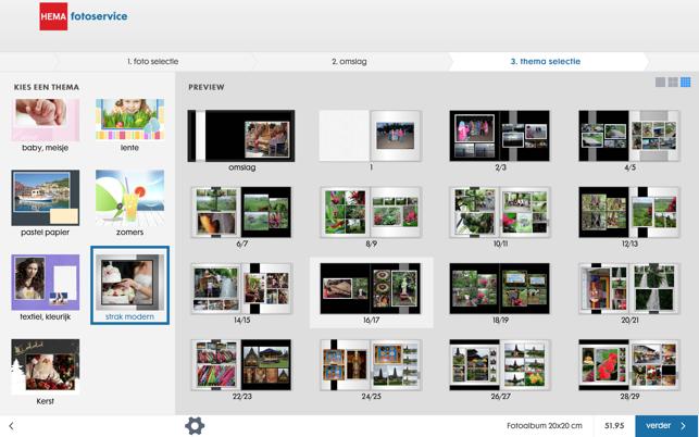 HEMA fotoservice in de Mac App Store