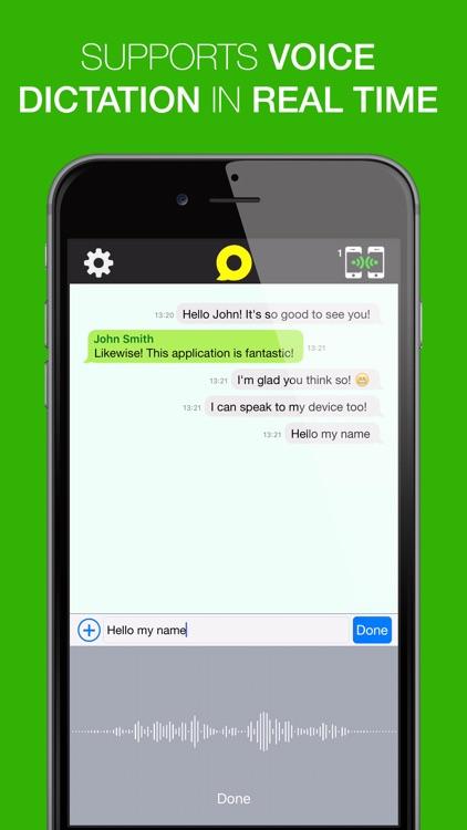 Ovii Chat - Real Time Communiction screenshot-3