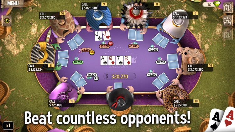 Governor of Poker 2 Premium screenshot-3
