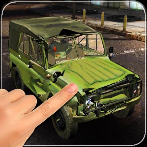 Симулятор Сломать УАЗ Авто