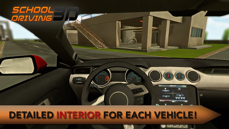 School Driving 3D screenshot-2