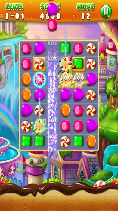 Candy Puzzle Mania Frenzzy - Candy Match 3 Edition screenshot three