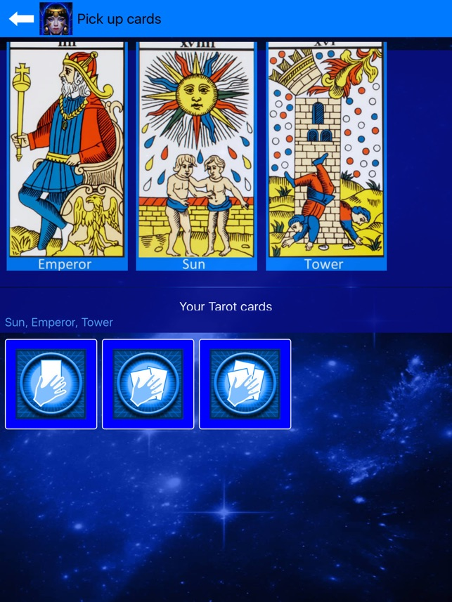 AstroBot: Yes or No Tarot on the App Store