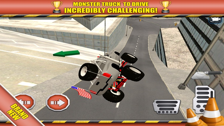 3D Monster Truck Game screenshot-3