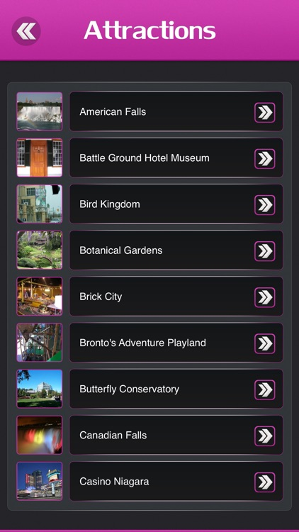 Niagara Falls Tourist Guide screenshot-2