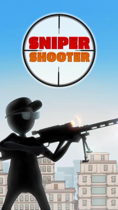 Sniper Shooter: ガン シューティング ゲームのおすすめ画像2