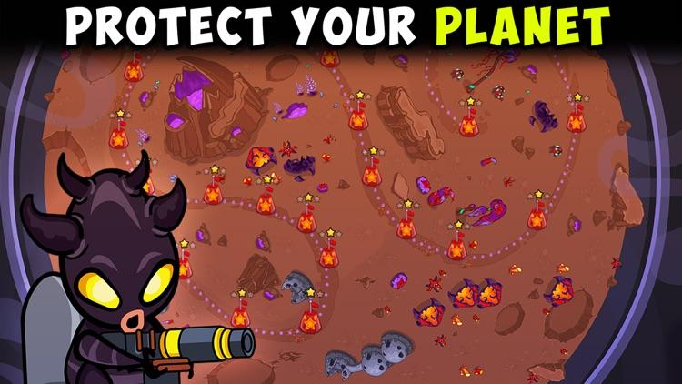 Space Elite Defense: Alien Wars TD screenshot-3