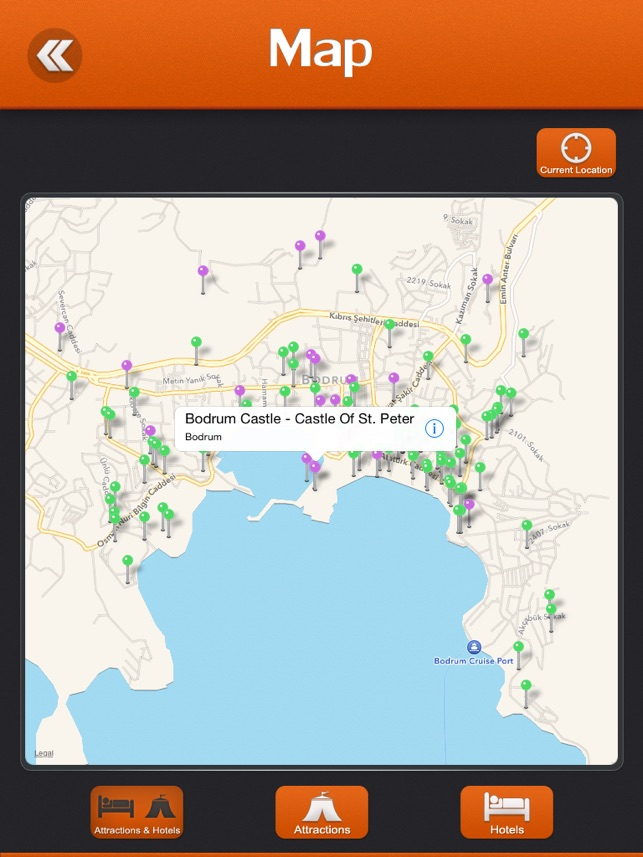 Bodrum City Travel Guide on the App Store