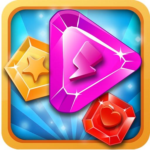 Ghost Jewel Quest - Match3