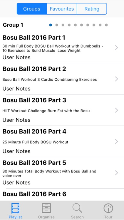 Bosu Ball 2016 screenshot-1