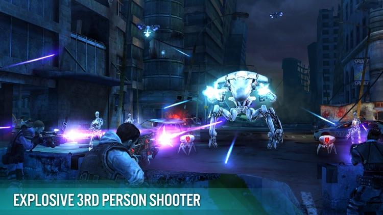 Terminator Genisys: Guardian screenshot-3