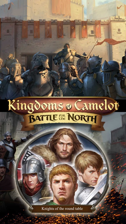 Kingdoms of Camelot: Battle for the North ® screenshot-0
