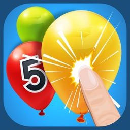 Baby Game - Pop Balloons