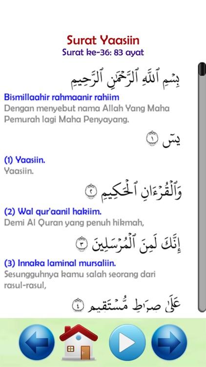 Surat Yasin Audio Dan Tahlil By Iman Setiawan