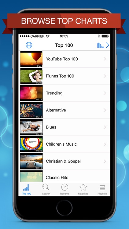 Music Player Pro for YouTube by Angela Rezusta