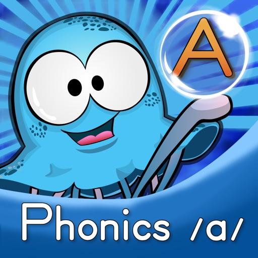 Spellyfish Phonics - Short A Words