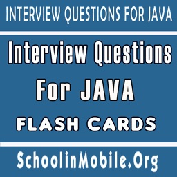 Interview Questions For Java FlashCards