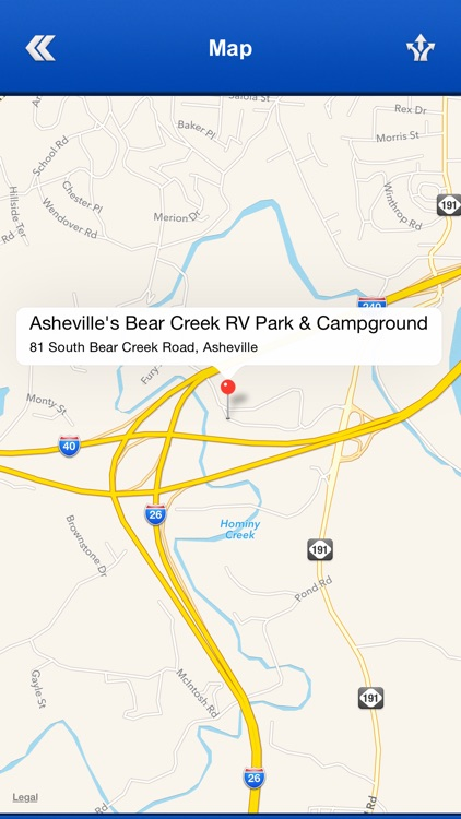 Virginia Campgrounds and RV Parks screenshot-4