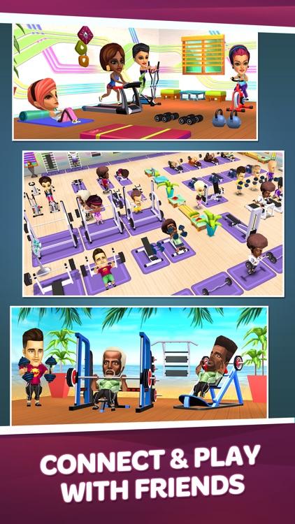 Dream Gym – Build Your Own Fitness Empire! screenshot-4