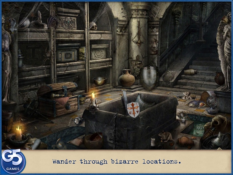 Letters from Nowhere® HD (Full) screenshot-1