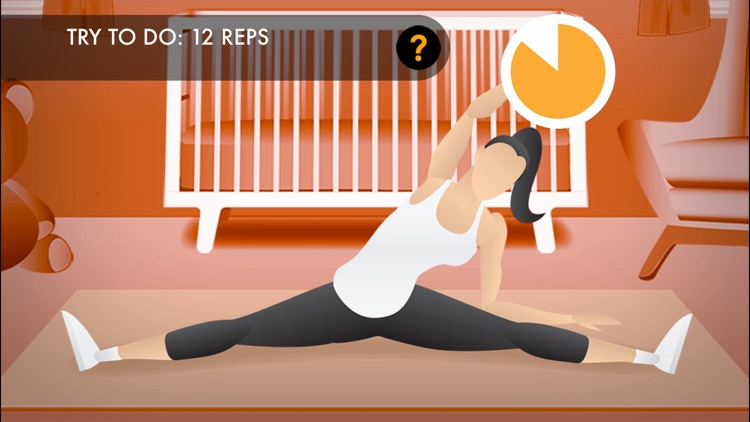 New Mom Workout: Post Pregnancy Exercises With Baby screenshot-3