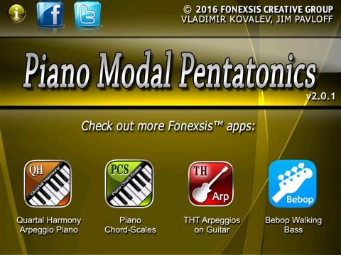 App Shopper: Piano Modal Pentatonics (Music)