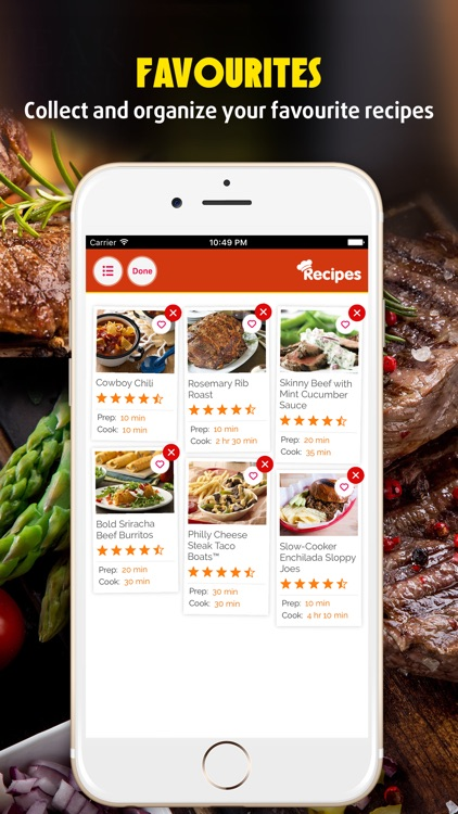 Yum Beef Pro ~ Best Delicious and Healthy Beef Recipes screenshot-3