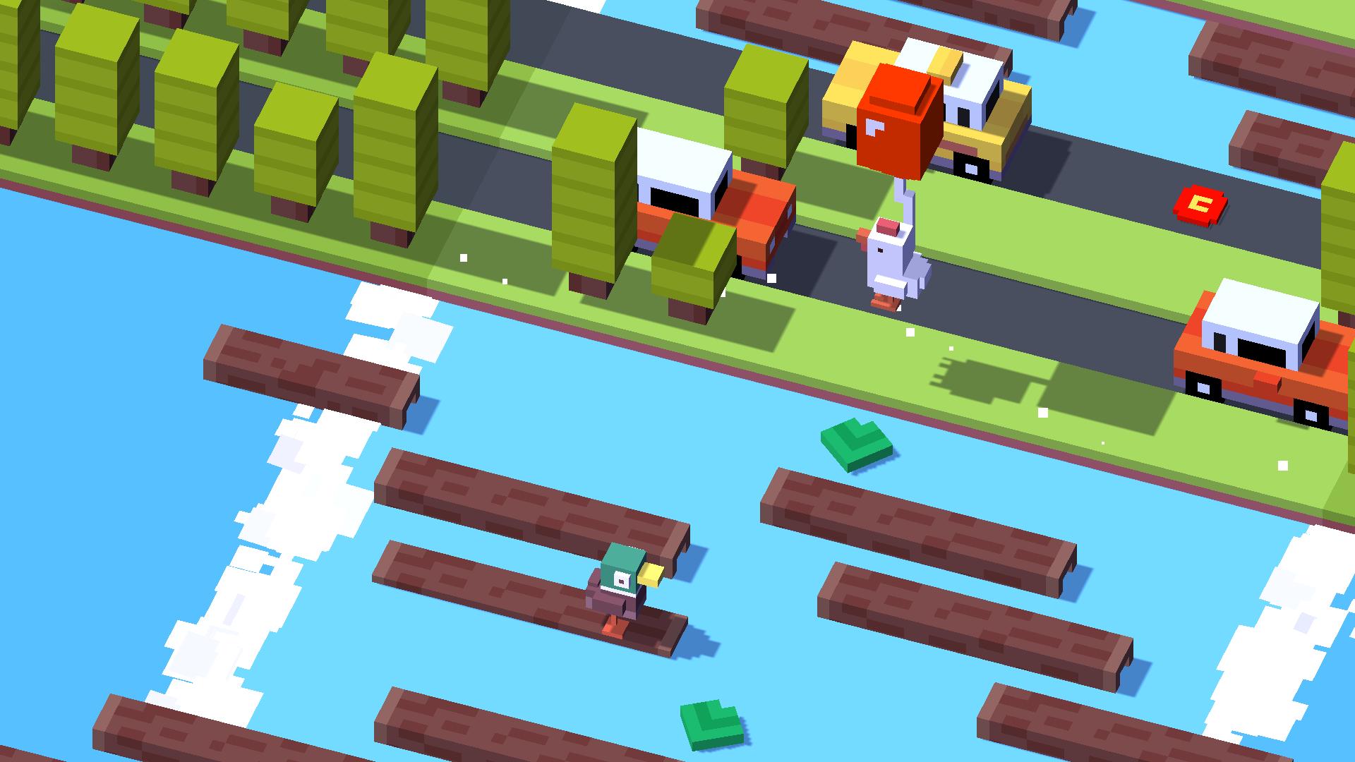 Crossy Road screenshot 15