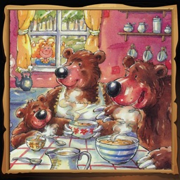 Goldilocks and the three bears English