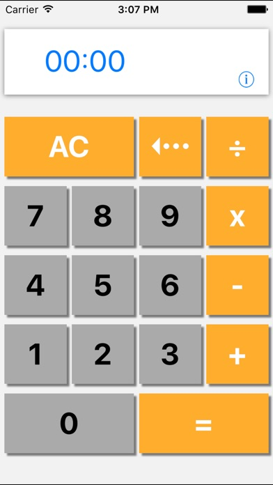 Screenshot for Hours & Minutes Calculator in India App Store